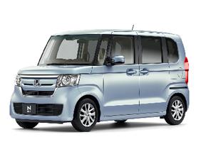 N-BOX(ホンダ)|浜松カーリース専門店フラット7浜松三方原|月額リース料別取扱車種