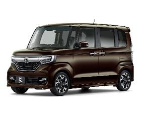 N-BOX Custom(ホンダ)|浜松カーリース専門店フラット7浜松三方原|月額リース料別取扱車種